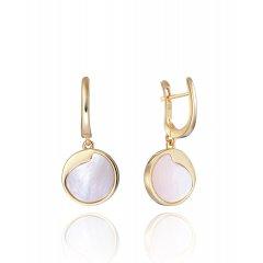 Pendientes colgante Viceroy 3012E100-96 mujer plata rosado