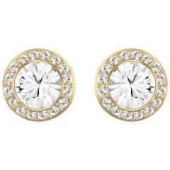 Pendientes de botón Angelic SWAROVSKI 5505470 mujer blanco
