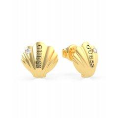 Pendientes GUESS MERMAID UBE79125 acero IP dorado