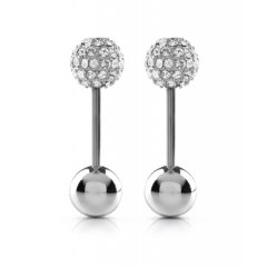 Pendientes GUESS UBE78043 mujer cristales