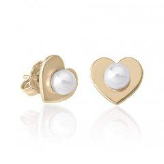 thumbnail Pendientes botón Majorica 09507.01.1.907.706.1 mujer plata perla