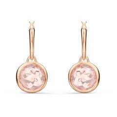 Pendientes Swarovski de aro Tahlia Mini 5560932 mujer rosa