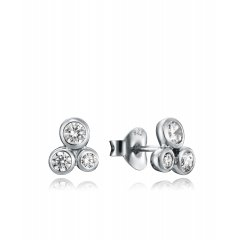 Pendientes Viceroy 4085E000-38 Mujer Plata