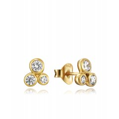 Pendientes Viceroy 4085E100-36 Mujer Plata