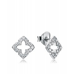 Pendientes Viceroy 5072E000-38 Mujer Plata