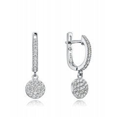Pendientes Viceroy 71027E000-38 Mujer Plata