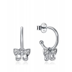 Pendientes Viceroy 85023E000-38 plata mujer