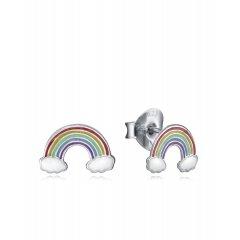 Pendientes Viceroy arco iris 5114E000-19 plata