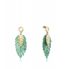 Pendientes Viceroy Chic 15115E01016 acero mujer