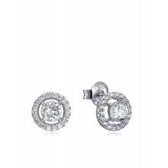 Pendientes Viceroy Clasica 13013E000-30 plata