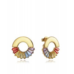 Pendientes Viceroy Elegant 15109E000-36 baño oro