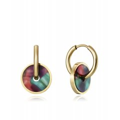 Pendientes Viceroy Kiss 15117E01016 acero mujer