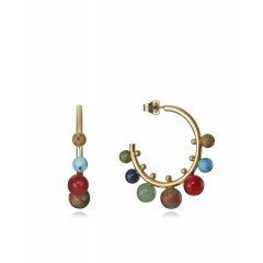 Pendientes Viceroy Kiss 15120E01019 acero mujer