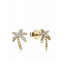 Pendientes Viceroy Trend 61077E100-08 baño de oro