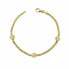 Pulsera Argyor A8307203Z Oro 18 K diamante
