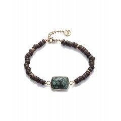 Pulsera Chic Viceroy 1344P01016 acero y piedras