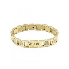 Pulsera Guess Curb UMB79005 acero mujer dorado