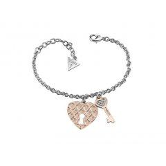 Pulsera Guess UBB83052-S Mujer Love Keys Circonitas