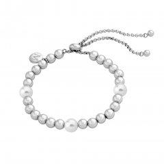 Pulsera Majorica 15799.01.0.000.010.1 mujer plata perlas