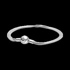 Pulsera Pandora cadena de serpiente 599338C00-18