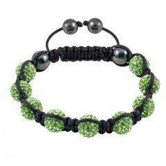 Pulsera Tresor Paris 015372 Mujer Cristal Verde Orion