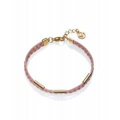 Pulsera Viceroy Chic 15075P01017 mujer piel rosa