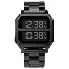 Reloj adidas Archive_MR2 All Black Z21001-00 hombre Acero negro