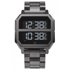 thumbnail Reloj adidas Cypher_M1 All Gold / Black Z03510-00 hombre Acero