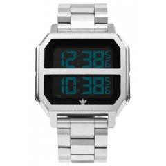 thumbnail Reloj adidas Process_M1 All Silver Z021920-00 unisex plateado