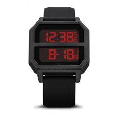 Reloj adidas Archive_R2 All Black / Red Z16760-00 unisex negro