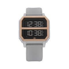 Reloj adidas Archive_R2 Clear Granite / Coppe Z163272-00 unisex gris