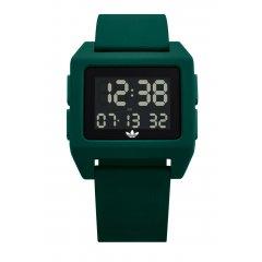 Reloj adidas Archive_SP1 Collegiate Green Z153204-00 unisex verde