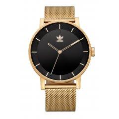 Reloj adidas District_M1 Gold / Black Sunray Z041604-00 unisex dorado