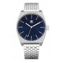 Reloj adidas Process_M1 Silver / Navy Sunray Z022928-00 unisex azul