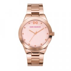 Reloj ALFAMA MARK MADDOX MM0116-76 mujer acero Ip oro rosa