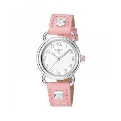 Reloj Baby Bear TOUS 500350180 niña piel rosa