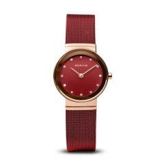 Reloj Bering 10126-363 Mujer oro rosa acero.