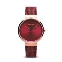 Reloj Bering 14531-363 Mujer oro rosa acero.