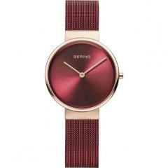 Reloj Bering 14539-363 Mujer oro rosa acero.
