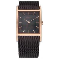 thumbnail Reloj Bering Classic Collection 11935-334 Mujer Acero Amarillo Cuarzo
