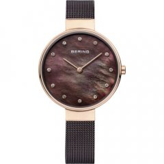 thumbnail Reloj Bering 12131-303 mujer rojo acero