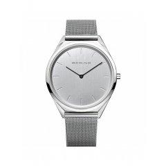 Reloj BERING Malla acero gris 17039-000 hombre Gris