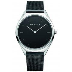 Reloj BERING Malla negro acero 17039-102 hombre