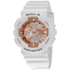 Reloj Casio Baby-G BA-110-7A1ER Mujer Rosado Silicona