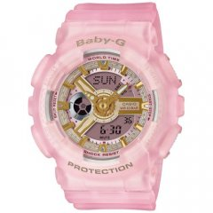 Reloj Casio Baby-G BA-110SC-4AER Mujer rosa Silicona