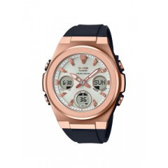 Reloj Casio BABY-G MSG-S600G-1AER mujer acero