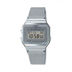 thumbnail Reloj Casio Retro A700WE-1AEF Unisex Plateado Cronómetro