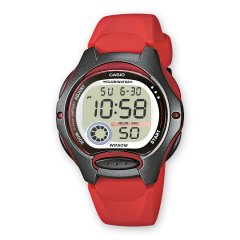 Reloj Casio LW-200-4AVEF niño negro silicona