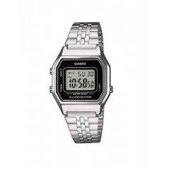 thumbnail Reloj Casio Retro LA680WEGA-9ER Mujer Dorado Cronómetro