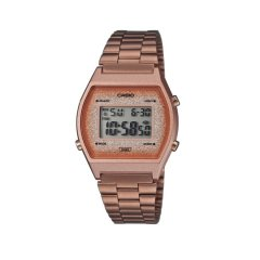 Reloj Casio VINTAGE EDGY B640WCG-5EF mujer acero cobre